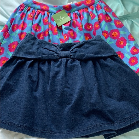 NWT Kate spade girls skirts, size 10. Price for 2!